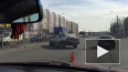 На улице Крыленко иномарка врезалась в Жигули