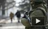 Феодосия: штурм базы морской пехоты Украины 24.03.2014 сняли на видео