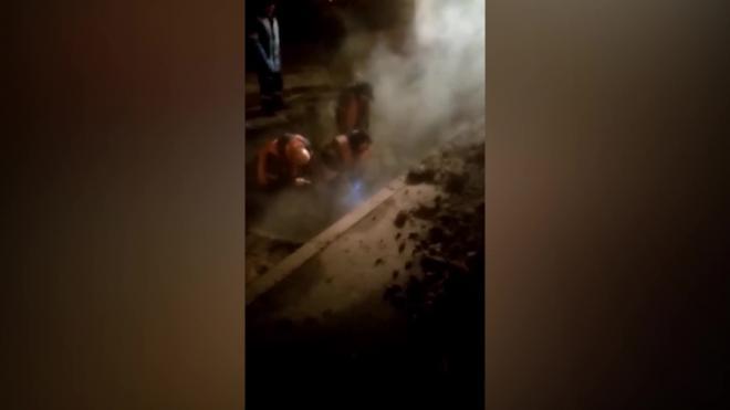 Работы на теплосети в Кировском районе продлятся до 16 часов