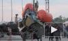 Под Петербургом в озеро рухнул горящий вертолет. Выясняется судьба экипажа