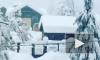 Снегопад в Красной Поляне побил все рекорды (видео)