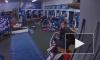 Видео: Артем Дзюба сыграл в хоккей вместе со СКА