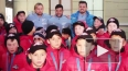 Тимощук помог детям с Донбасса
