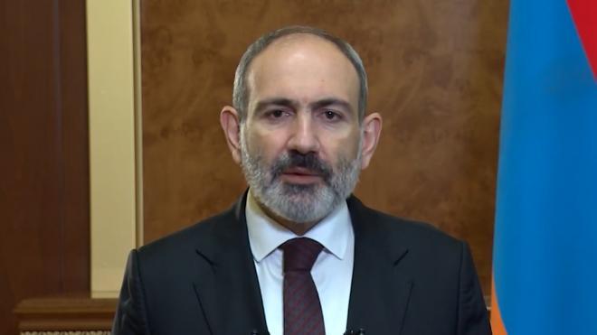 Пашинян заявил, что Армения знала о планах Азербайджана начать войну в Карабахе