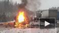 """В ХМАО водитель """"Газели"""" сгорел заживо в массовом ..."""