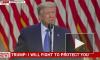 Трамп назвал охватившие страну беспорядки терроризмом