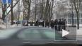 """Болельщики """"Зенита"""" почтили память Марины Малафеевой"""