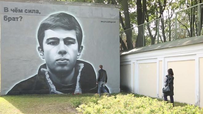 В Петербурге разрешат рисовать на стенах граффити