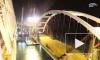 54 часа в 1 минуту: Завораживающий таймлапс со строительства Крымского моста опубликовали в интернете