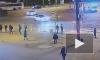 Авария с пешеходами на Большевиков спровоцировала еще одно ДТП