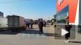 """Видео: из """"Окея"""" на Таллинском шоссе эвакуировали людей"""