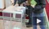 На выборах президента России к 13.00 проголосовали более 30% избирателей