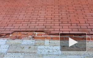 Как выглядят стены Петропавловской крепости: взгляд Piter.TV