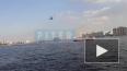 На Крестовском прошел смотр водной техники МЧС: вертолет ...