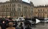 Очевидцы сняли задержание сторонников Навального на площади Восстания