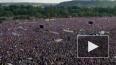 В Праге 250 тысяч человек вышли на митинг, требуя ...