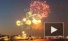 Видео: в День ВМФ в Петербурге был грандиозный фейерверк