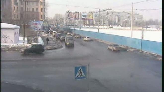 Затяжной тормоз. ДТП на Пионерской улице