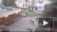 Фанаты в белом массово дрались в Петербурге