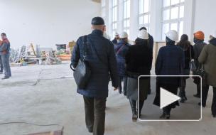 Гимназия № 406 в Пушкине примет учеников 1 сентября 2020 года