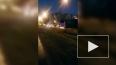 На Ивана Фомина авто влетело под шаланду тягача: машина ...