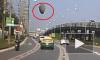 В Таиланде на дорогу рухнул НЛО