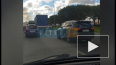 Видео: На Свердловской набережной горит автомобиль