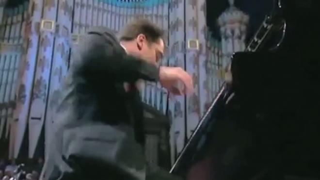 Игорь Четуев в Филармонии