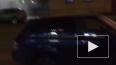 На Краснопутиловской улице коммунальные службы ночью ...