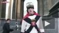 Человек-Петербург борется со злом в северной столице