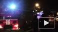 В Кронштадте загорелся военный буксир