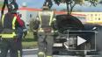 ВКрасносельском районе автомобиль загорелся после ...