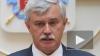 Губернатора Петербурга оставили наедине без алкоголя