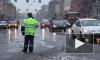 """У """"Ладожской"""" неспокойный водитель ударил в лицо инспектора ДПС и сбежал"""