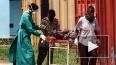 Из медицинского центра в Либерии сбежали все пациенты, ...