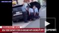 Опубликовано новое видео ссидящими напогибшем чернокожем ...