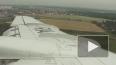 В Подмосковье аварийно сел самолет Ту-134