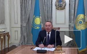 Назарбаев рассказал о впечатлениях при знакомстве ...