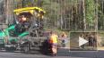 В Ленобласти в рамках эксперимента ремонтируют дороги ...