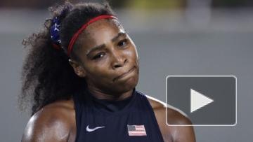 Свитолина обыграла Уильямс на Олимпиаде