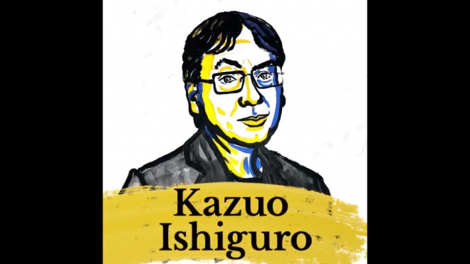 Нобелевская премии по литературе присуждена японцу Кадзуо Исигуро