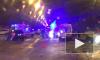 Ночью на севере Петербурга произошла серьезная авария с участием трех машин