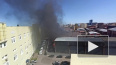 Из горящего цеха на Новгородской эвакуировали семь ...