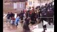 Цыганские дети вступили в бой с ОМОНом