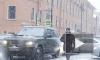 На Английском проспекте Hyundai Solaris сбил девочку на пешеходном переходе