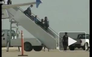 В Техасе экстренно сел самолет из-за сошедшего с ума капитана