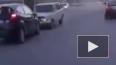 Жуткое видео из Волгограда: две легковушки не поделили ...