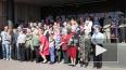 Видео: в Выборге поздравили ветеранов войны