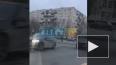 Видео: в Невском районе столкнулись внедорожник и ...