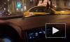 Видео: на Бабушкина столкнулись такси и легковой автомобиль